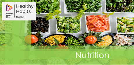 Stockton CGL - Healthy Habits - Nutrition tickets