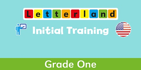 Letterland Initial Grade 1 Virtual Training [1649] tickets