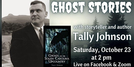 Ghost Stories with Author Tally Johnson tickets