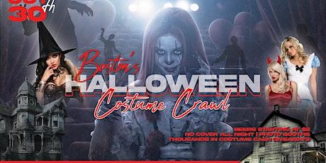 Boston Costume Crawl tickets