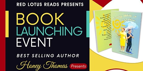 Red Lotus Reads Presents- Book Launching Event tickets