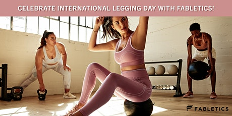 FABLETICS International Legging Day Event tickets