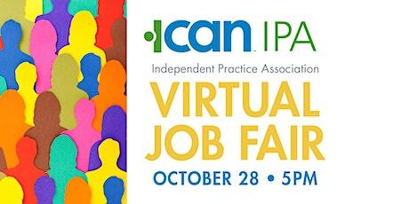 Virtual Job Fair - 5PM tickets