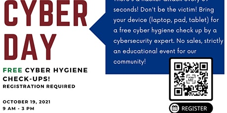 Colorado Springs Cybersecurity Day tickets