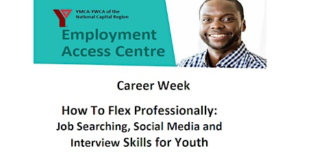 Career Week - How To Flex Professionally tickets