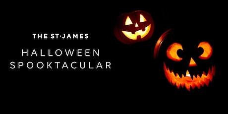 The St. James Halloween Spooktacular tickets