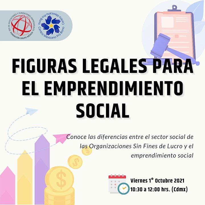 Imagen de Figuras legales para el emprendimiento social