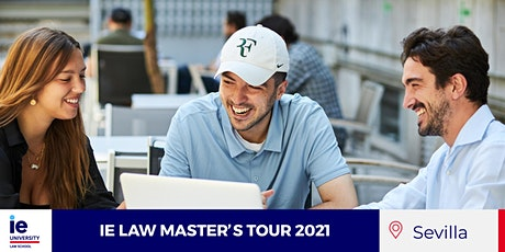 IE LAW MASTER'S TOUR 2021 – SEVILLA entradas