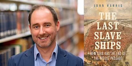 Meet Author John Harris tickets