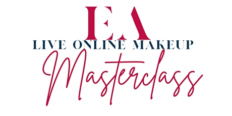 EA Online Makeup Masterclass tickets