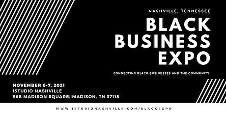 iStudio Nashville & The Commission Presents The Black Expo tickets