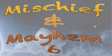 Mischief and Mayhem 6 Halloween Bash tickets