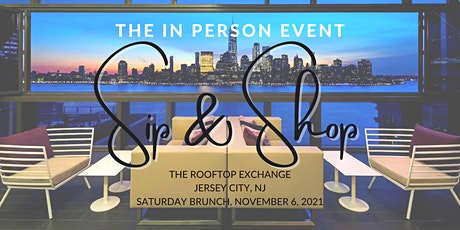 Sip & Shop Networking + Small Business Event tickets