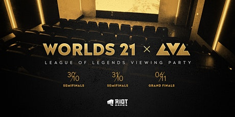Worlds 21 x LVL, Grand Final Viewing Party Tickets
