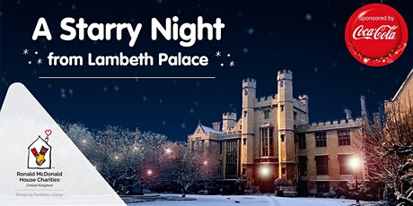 A Starry Night from Lambeth Palace 2021 tickets