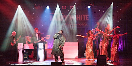 The Legend of Barry White   Ashbourne House Hotel tickets