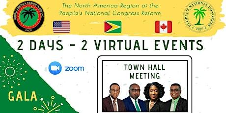 NAR Virtual Townhall Meeting tickets