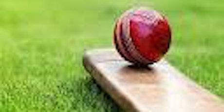 Cricket club tickets