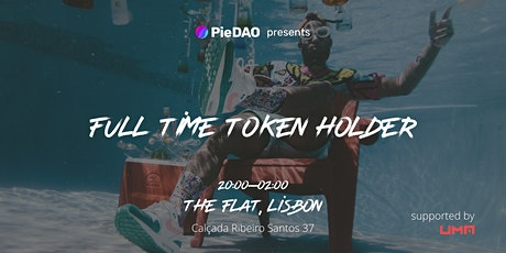 Full Time Token Holder by PieDAO tickets
