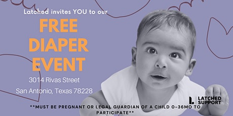 Diaper Day Event *New Clients Only* tickets