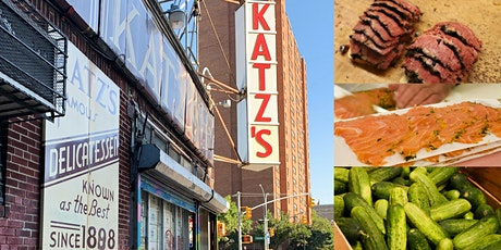The Lower East Side Food Crawl: A Taste of New York's Legendary Noshes tickets