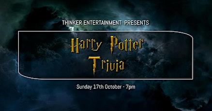 Harry Potter Trivia (Online) tickets
