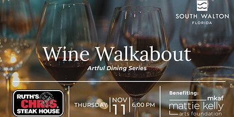 Wine Walkabout tickets