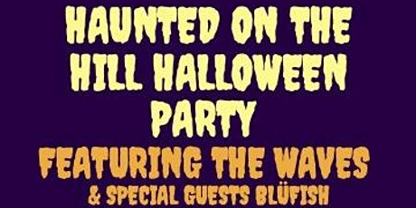 Haunted On The Hill Halloween Party tickets