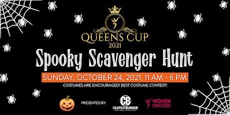 Queens Cup Scavenger Hunt tickets