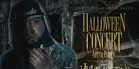 The Biggest Halloween Party In Charlotte | The Official Concert After Party tickets