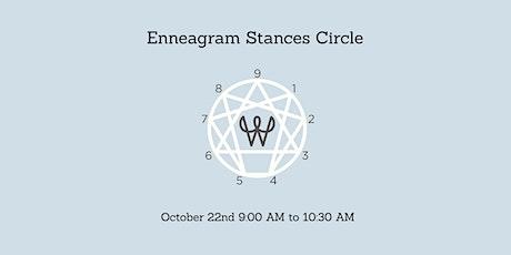 Enneagram Stances Circle tickets