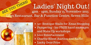HDBM Presents: Ladies' Night Out