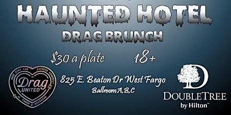 Haunted Hotel Drag Brunch tickets