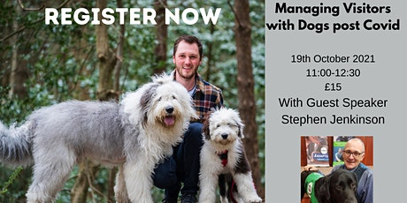 Managing Visitors with Dogs post Covid tickets