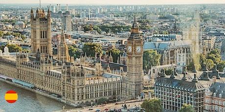 Londres imprescindible, caminata guiada por la Ciudad de Westminster. ingressos