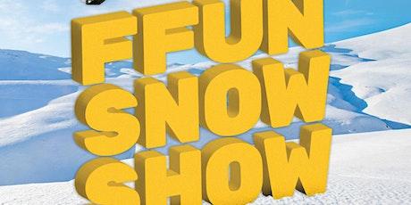 2021 FFUN Motorsports Snow Show tickets