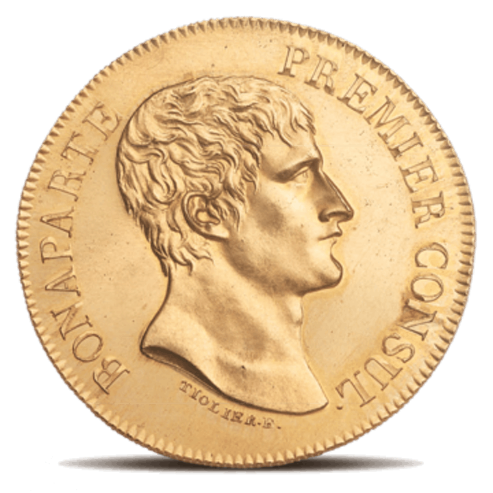 « La monnaie, l'économie et la finance selon Napoléon » image