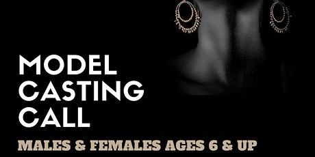 MODEL CASTING CALL - Life in Color Fashion Show tickets
