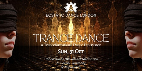 Trance Dance + Cacao Ceremony with Ecstatic Dance London tickets