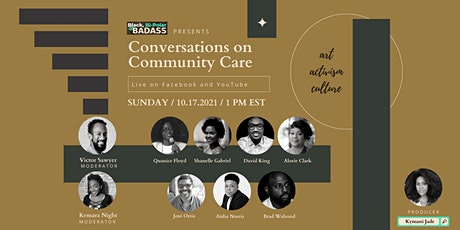 Conversations on Community Care tickets