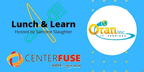 Lunch & Learn hosted by Samone Slaughter tickets