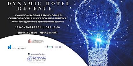 Dynamic Hotel Revenue biglietti