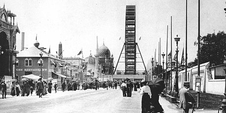 Movies and the 1893 Chicago World's Fair tickets