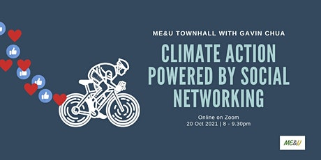 Climate Action Powered By Social Networking tickets