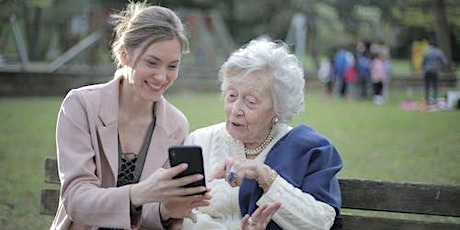 Working Effectively With Elderly Clients tickets