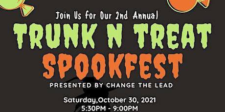 Trunk N Treat Spookfest tickets