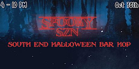 Spooky Szn | Halloween Bar Hop tickets