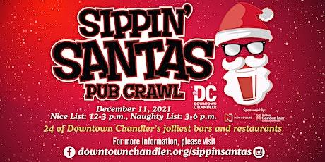 Sippin' Santas Pub Crawl® tickets