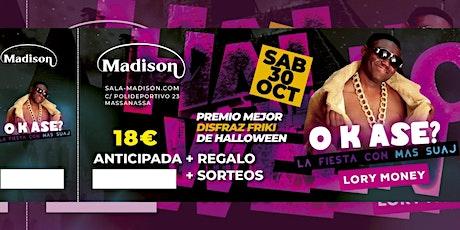 Halloween o Ke Ase entradas