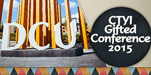 CTYI Gifted Conference 2015